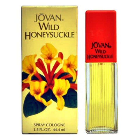 Wild Honeysuckle by Jovan