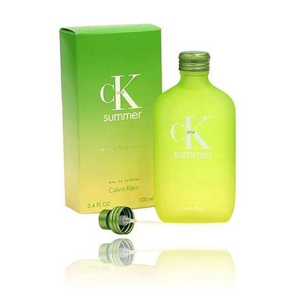 CK One Summer by Calvin Klein - Luxury Perfumes Inc. -