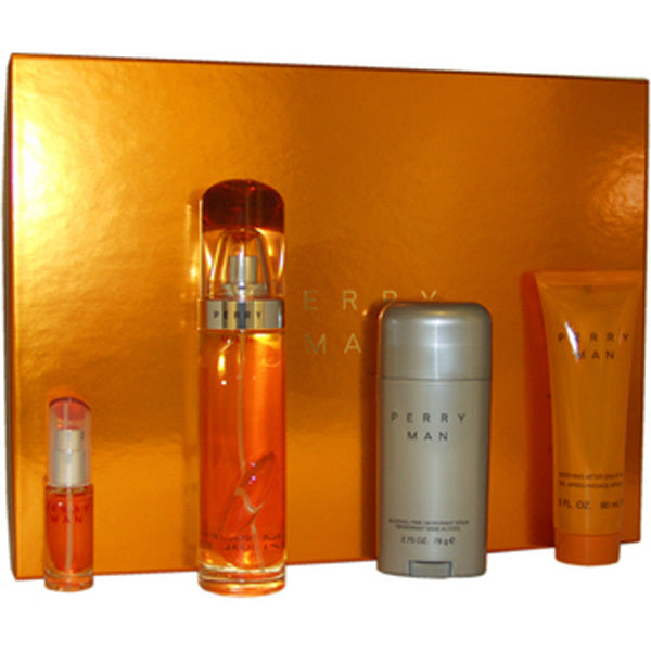 Perry Man Gift Set by Perry Ellis - Luxury Perfumes Inc. -