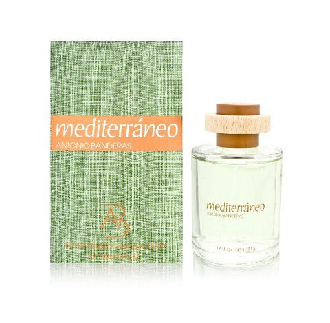 Mediterraneo by Antonio Banderas - Luxury Perfumes Inc. -
