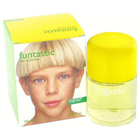 Funtastic Boy by Benetton - Luxury Perfumes Inc. -