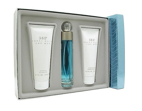 360 Gift Set by Perry Ellis