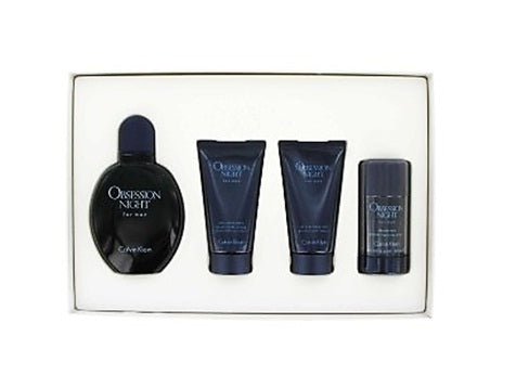 Obsession Night Gift Set by Calvin Klein - Luxury Perfumes Inc. -