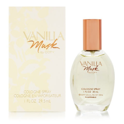 Vanilla Musk by Coty - Luxury Perfumes Inc. -