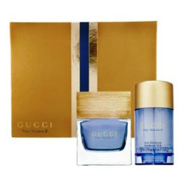 178a85272 Gucci Pour Homme II Gift Set by Gucci – Luxury Perfumes Inc