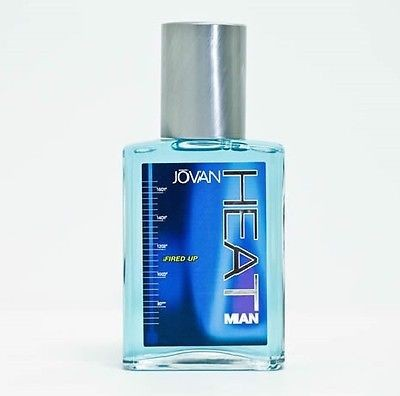 Heat Man Fired Up Aftershave by Jovan