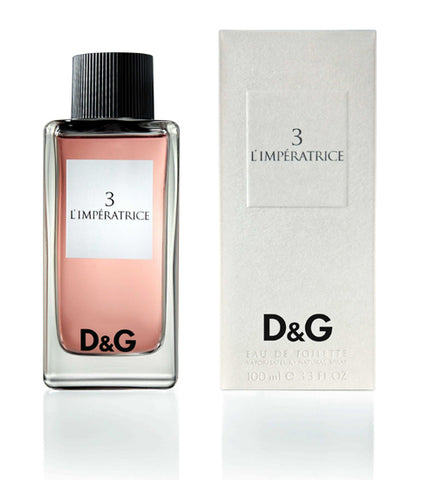 D&G Anthology L'Imperatrice 3 by Dolce & Gabbana - Luxury Perfumes Inc. -