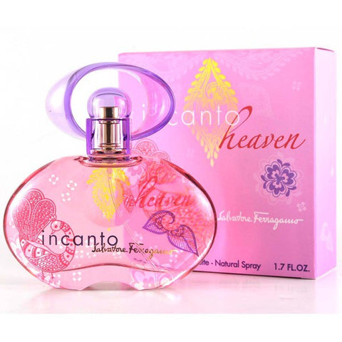 Incanto Heaven by Salvatore Ferragamo - Luxury Perfumes Inc. -