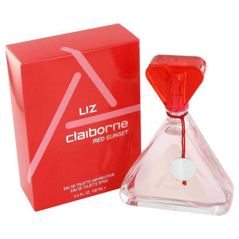 Red Sunset by Liz Claiborne - Luxury Perfumes Inc. -