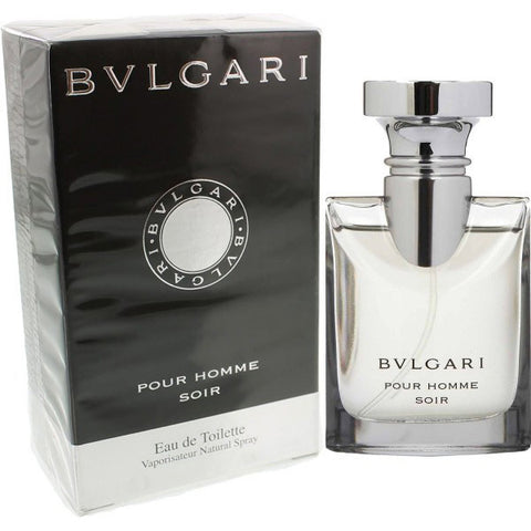 Soir by Bvlgari - Luxury Perfumes Inc. -