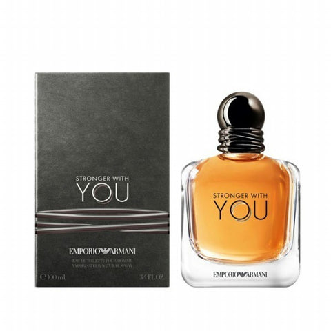 Stronger With You by Giorgio Armani - Luxury Perfumes Inc. -