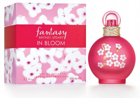 Fantasy in Bloom by Britney Spears - Luxury Perfumes Inc. -