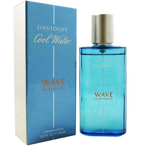 Cool Water Wave Man by Davidoff - Luxury Perfumes Inc. -