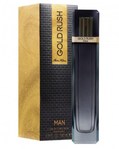 Gold Rush Man by Paris Hilton - Luxury Perfumes Inc. -