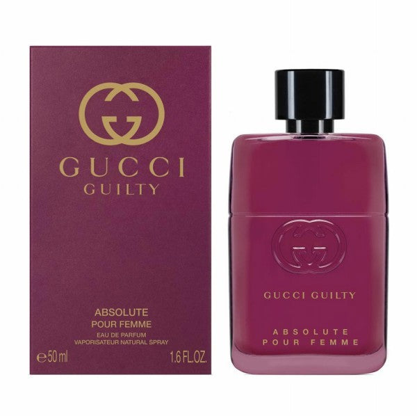 Guilty Absolute Pour Femme by Gucci - Luxury Perfumes Inc. -