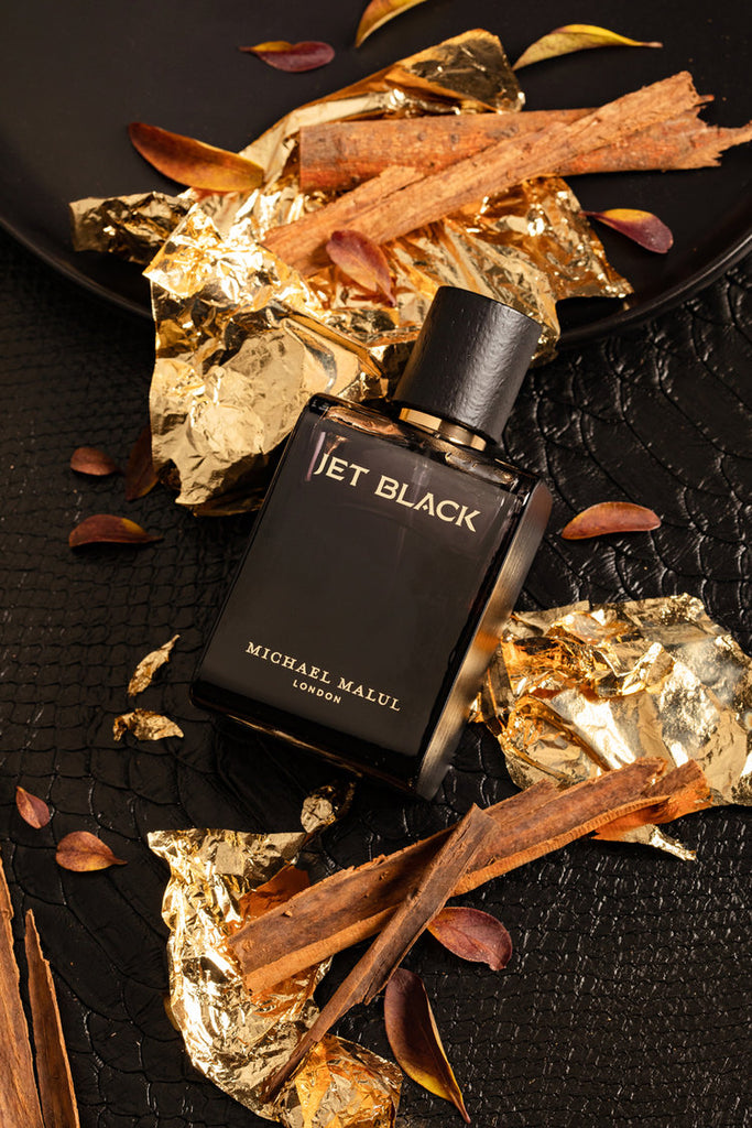 Michael Malul - Jet Black - Luxury Perfumes Inc -