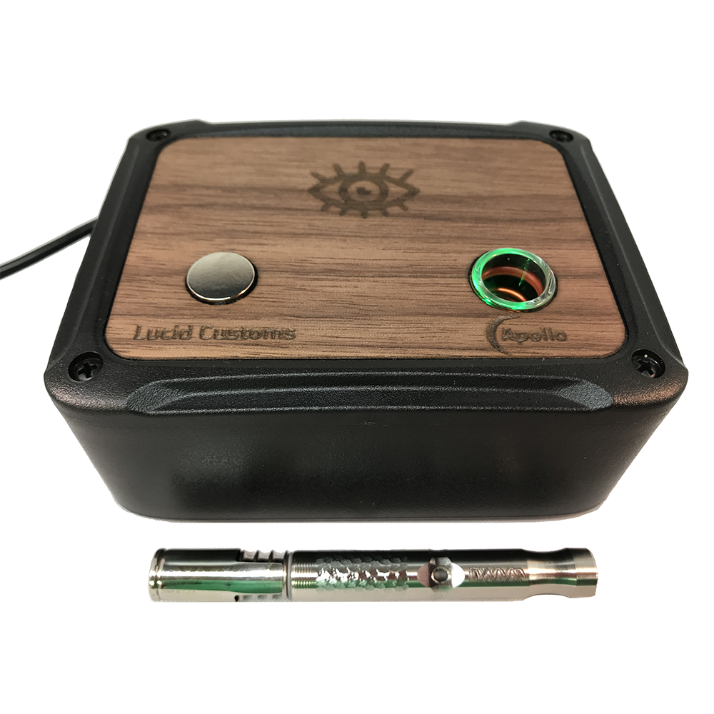 Apollo 2 - Rechargeable - Walnut