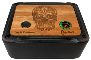 Apollo 2 - Rechargeable - Cherry Sugar Skull