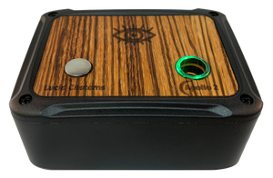 Apollo 2 - Rechargeable - Zebrawood