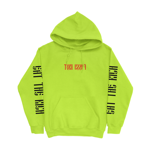EAT THE RICH HOODIE