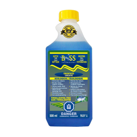Boss Septic, Concentrate 500ml