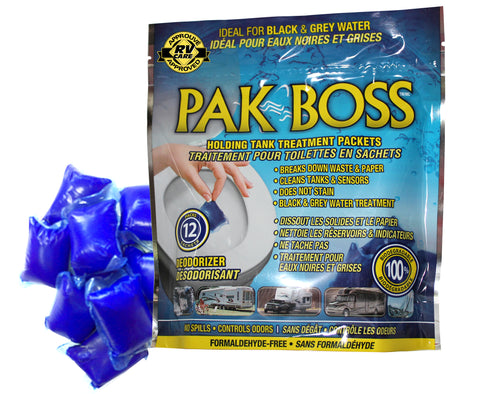 Pak Boss Tank Treatment