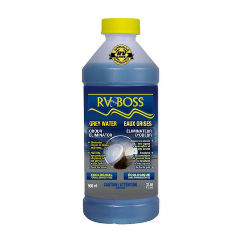 RV Boss Gray Tank Odour Eliminator, 960ml