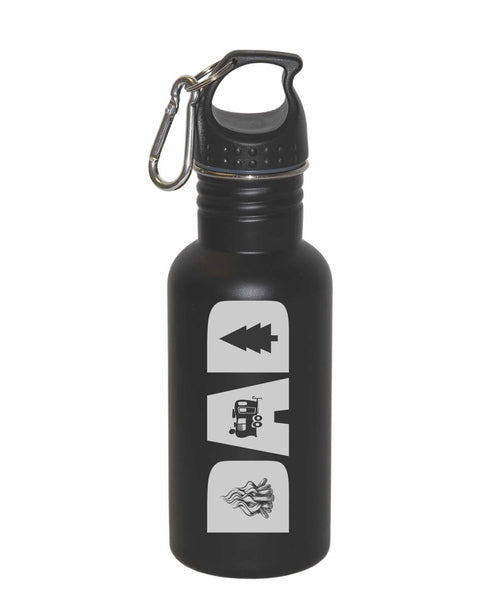 Wide Mouth - Stainless Steel Water Bottle
