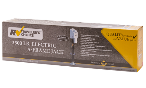 Electric A-Frame Jack, 3500#