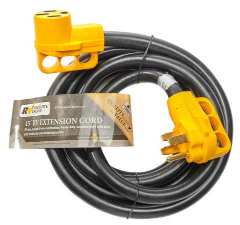 Extension Cord-Heavy Duty 50Amp