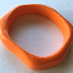 All New Resin Organic Bangle handcast by Mainichi