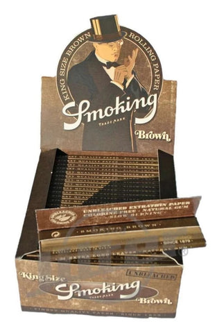 Smoking Braun King Size (50x33) - VapeTown.ch