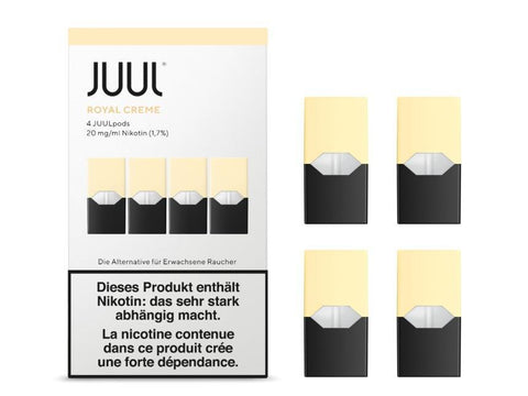 JUULpods Royal Creme - VapeTown.ch