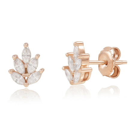 Hope Marquise Earrings - Spoil Cupid Jewelry