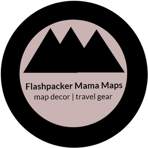 Flashpacker Mama Maps