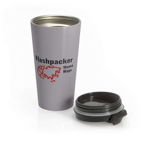 FMM Official Stainless Steel Travel Mug