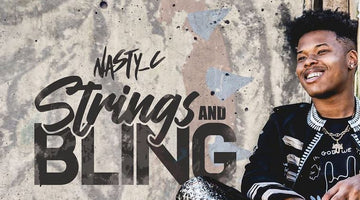 Nasty C - Strings & Bling Review
