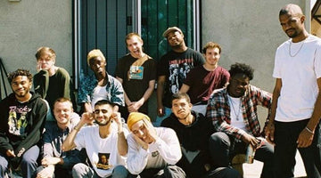 The progression of BROCKHAMPTON