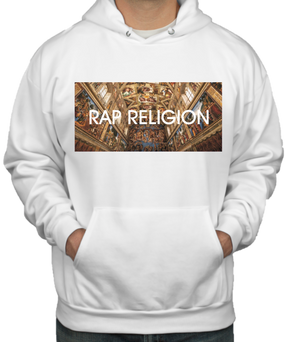 Official Rap Religion Hoodie