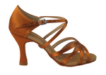 PCDC1606 <BR> Copper Tan Satin