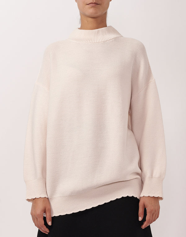 Sweater long et oversized Molli