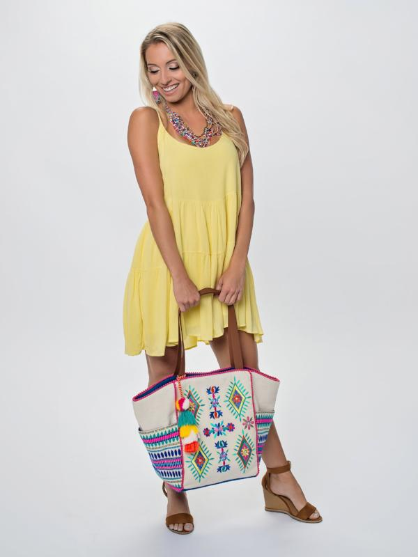 Marilynn Sunshine dress