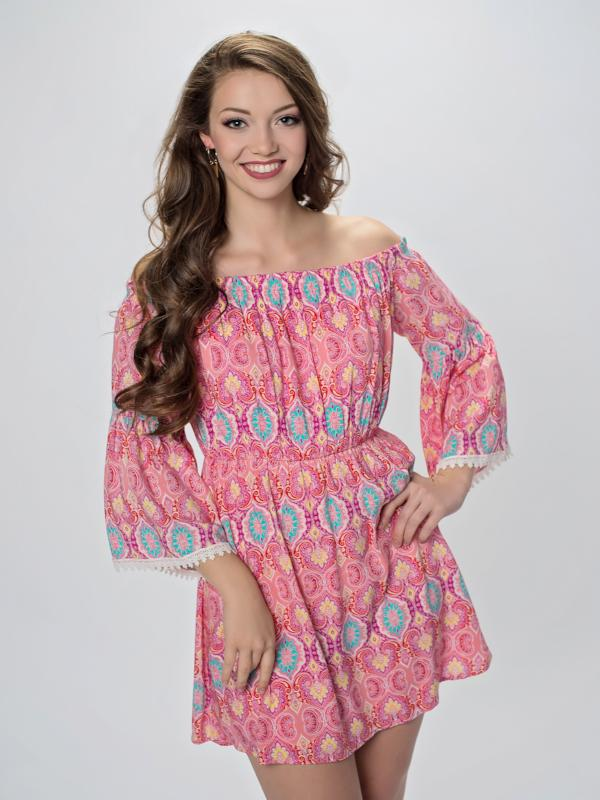 Harper Bell sleeve dress