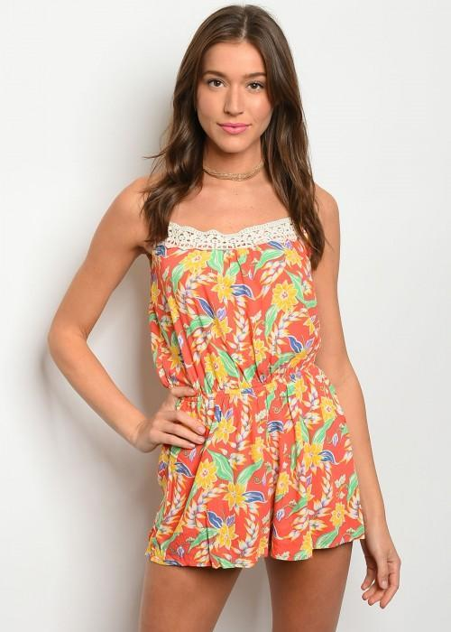 Lizzy romper