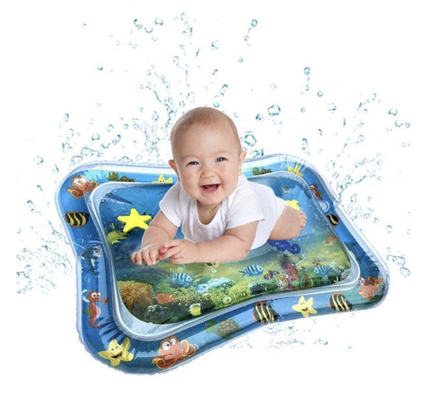 Tummy Time Premium Water Mat-Clickmylife