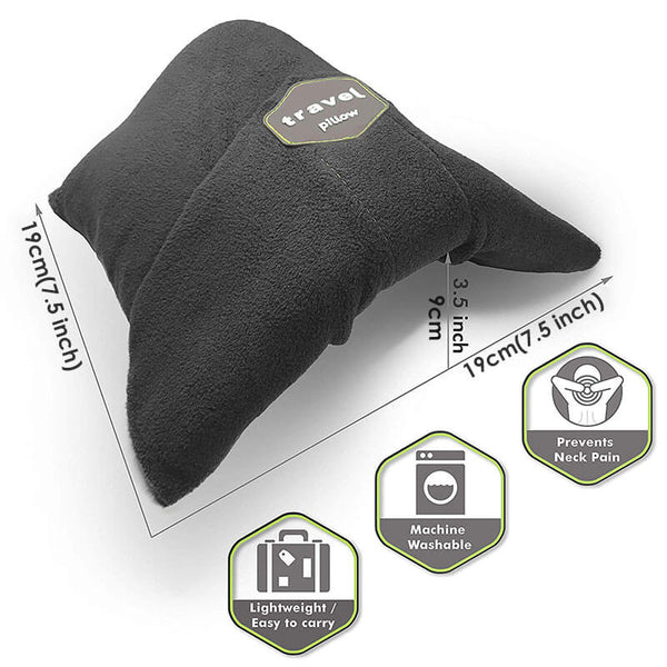 Scarf Travel Pillow-Clickmylife