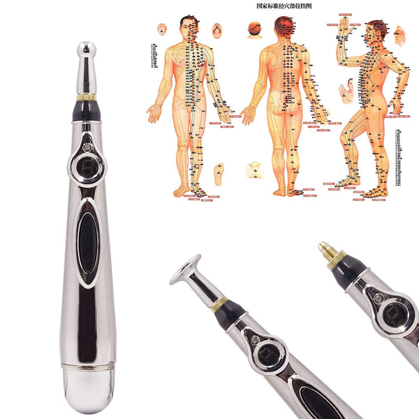 Electronic Acupuncture Pen-Clickmylife