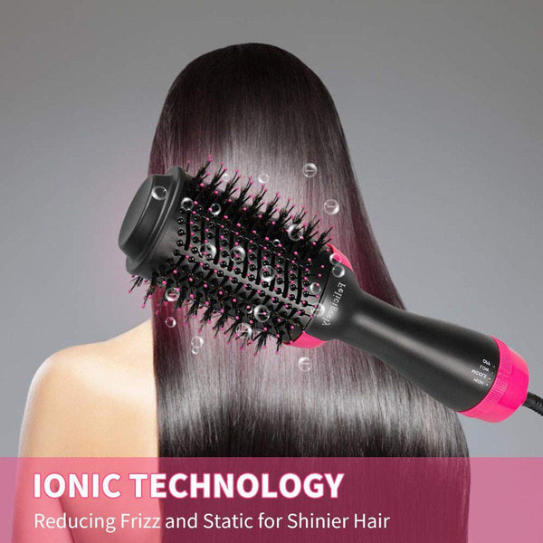 One-Step Hair Dryer and Styler-Clickmylife