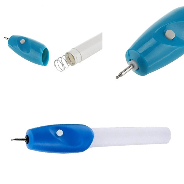 Cordless Mini DIY Electric Engraving Pen-Clickmylife