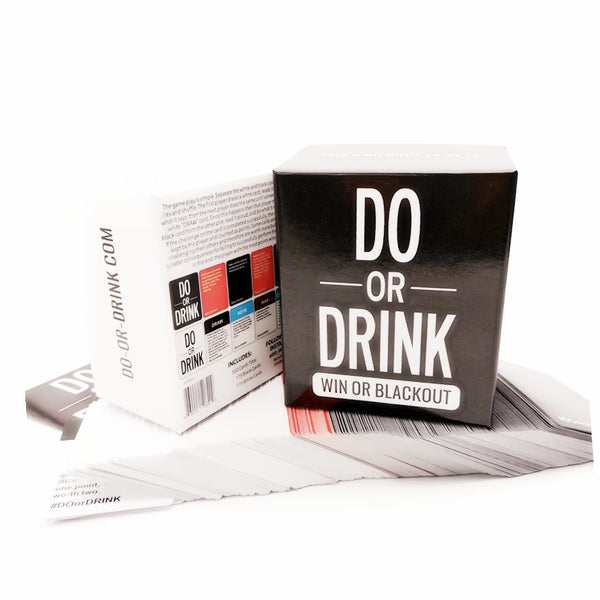 DO OR DRINK Board Games Drinking Game-Clickmylife
